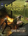 Crucible of Chaos Cover by Concept-Art-House