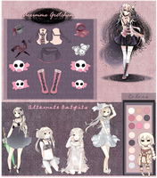 Ref: Aerimme by franciumme