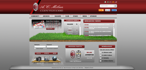 A.C. Milan by GersonDesign