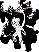 Cloak and Dagger Inks by ParisAlleyne