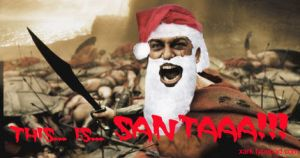 This is santa by SoulsRath