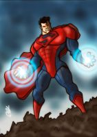 Superman by G-double