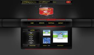 Harm-Less homepage 4 by Harm-Less