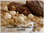 White Chocolate Chip Cookies by dAFoodies