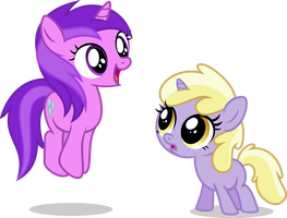 I have a Sister! by punzil504