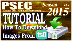 PSEC 2015 How To Download Images From TSU by paradigm-shifting