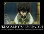 *SPOILERS* Eyepatch (Code Geass: Akito the Exiled) by Doomslicer