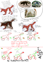 Wolf tutorial for Kylie by DrawWithLaura