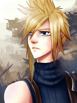 Cloud by TihinaCore