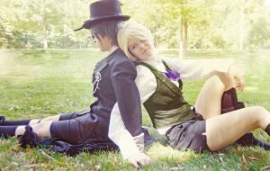 Black Butler - That Is All That Is by ember-ablaze