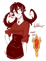 Willow by Polkadot-Creeper