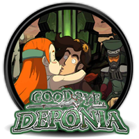 Goodbye Deponia (Deponia 3) - Icon by Blagoicons