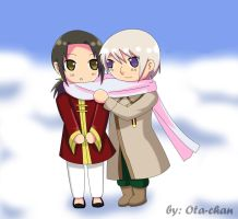 APH..:Russia X China:.. AT by ota-chan