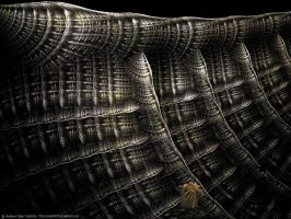 Alien Egg Chamber by psion005