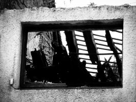 Window into chaos by SophieDereal