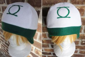 Green Lantern Hat by akiseo