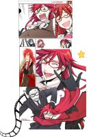Grell Layout by ZouaA