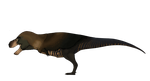 T, rex model concept/ lineart by Paleop
