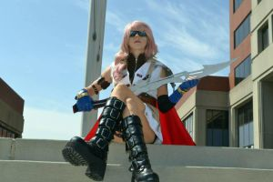 Lightning Farron by FinalFantasyCosplays