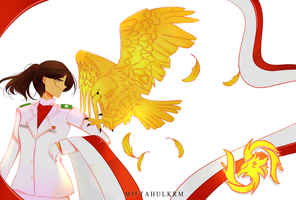 APH: Indonesia 69th Years Independence by MiftahulKrm
