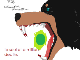 the soul of a million deaths by Ruuza