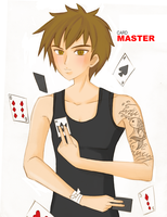 The Card Master by Maryuu