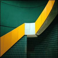 l'escalier by quadratiges