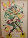 Hatsune Miku ( Stewardess ) update by izaioi