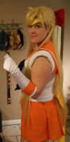 Sailor Venus Preview by LoveAndHate123