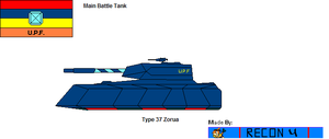 Starfox Hybird Ascension Profile: MBT: Type 37 by BusterBuizel