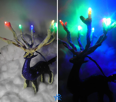 Xerneas Lights by Maplemay