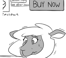 Sheep Problems by SealisGreat