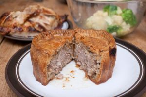 Pork pie by patchow