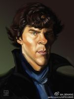 Sherlock by A-BB