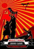 Resistance International by NyHcKid