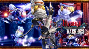 Sheik Wallpaper 2 by DaKidGaming
