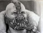 The Dark Knight Rises Bane by donchild