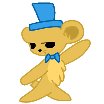 Golden Freddy Pagedoll by Minkxs