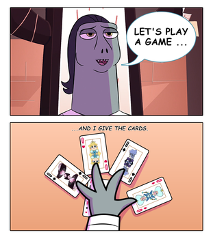 Let's Play a Game... by jgss0109