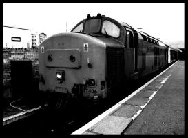 37-406 at Fort William by Lesjordans