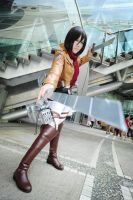Attack On Titan MIKASA 2 by sharuruka