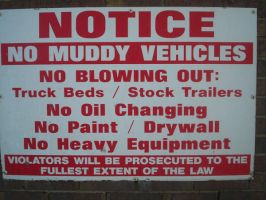 Funny Sign Series 3 by Arogazia