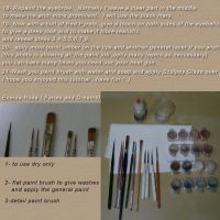 Dark skin painting tutorial 1 by fairiesndreams
