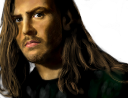 Andrew W.K. by straycat0224