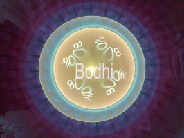 Bodhi Linux Background by Theophobus