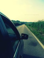 drive me there, drive me home. by ryussei23