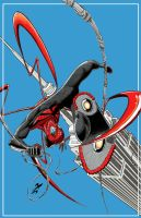 Superior Spidey : Empire State of Mind by AgentYiN