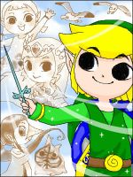 The Wind Waker by seiya712