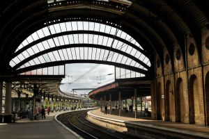York Railway Station 1 by wildplaces