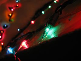 Ice Cold Christmas Lights2 by Cyberpriest